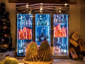 Iglu progetta e produce vetrine armadi e tavoli refrigerati for Case a mykonos vendita