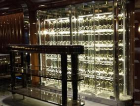 Refrigerazione Iglu per lussuose navi da crociera