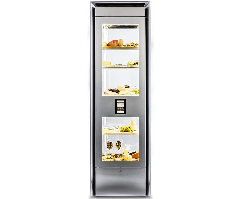 Cheese - Vetrina formaggi e salumi - Iglu cold system