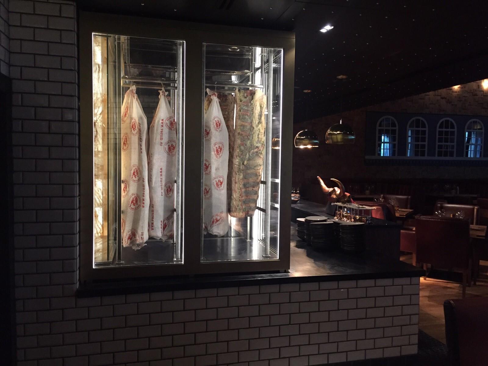 vetrina-carne-lusso