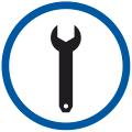 • Componenti elettrici e refrigeranti semplici da raggiungere• Registro dati disponibile per i tecnici • Guarnizioni facili da sostituire